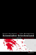 Cover: Krisenlabor Griechenland